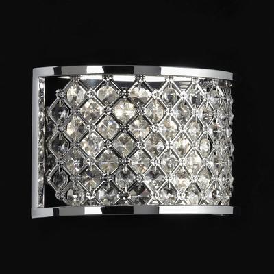 Crystal Bead Wall Light